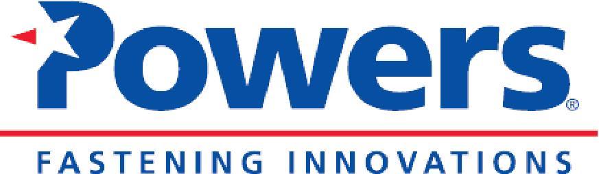Powers Fastening Innovations 082200J-PWR Powers 1//4-20 by 3//8-Inch Round Combo Machine Screw Zinc 100 Pieces Per Jar