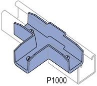 unistrut P2901 electrical fittings p2901 in channel joiners